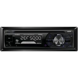 1 - Single DIN In-Dash MP3-Compatible CD & AM/FM Receiver, S