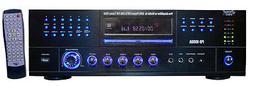 1000 WATT PYLE PRO HOME STEREO AMFM RECEIVER AUDIO SYSTEM BU