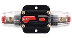 ANJOSHI 100A Auto Car Protection Stereo Switch Fuse Holders