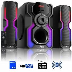 beFree Sound*2.1 CHANNEL*Bluetooth*SPEAKER SHELF STEREO SYST