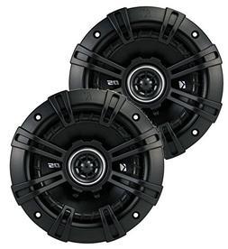 "2) Kicker 43DSC504 D-Series 5.25"" 200W 2-Way 4-Ohm Car Audio"