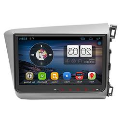 2012 Honda Civic Replacement Stereo Receiver System, GPS Nav