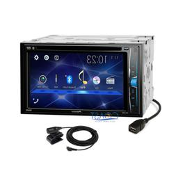 Pioneer 2018 Touchscreen DVD Bluetooth  Stereo Receiver Andr