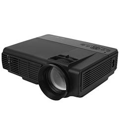 Duoying LED 3D Projector,20000 Hours Lifetime,3000 LM,HD Vid