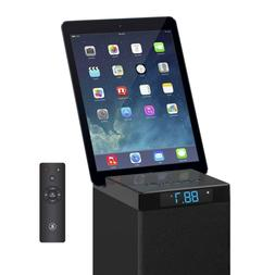 Innovative Technology 40-in Tall Bluetooth Tower Speaker Glo