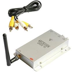 2.4GHZ 4CH Wireless Video and Audio Receiver For Camera CCTV