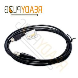 6 ft ReadyPlug USB Cable for iHome iBT36 Waterproof Stereo S