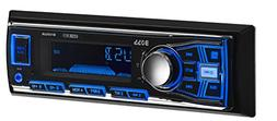 BOSS Audio 610UA Multimedia Car Stereo – Single Din, MP3 P