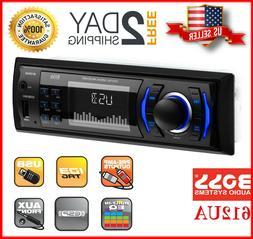 BOSS 612UA Car Stereo Receiver Audio System Single Din USB A