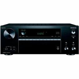 Onkyo 7.2 Channel Network Home Theater Receiver w/ 7 HDMI In