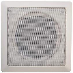 Acoustic Audio CS-I52S 200 Watt In Wall/Ceiling 2-Way Speake