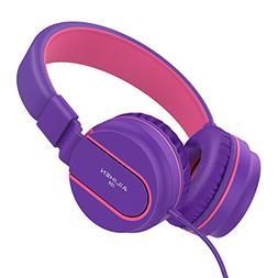 Ailihen I35 Stereo Lightweight Foldable Headphones Adjustabl
