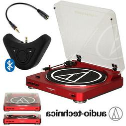 Audio Technica AT-LP60RD Fully Automatic Stereo Turntable Sy