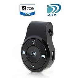 Bluetooth Receiver/Car Kit, Bluebyte Clip Bluetooth Receiver