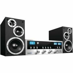 Innovative Technology ITCDS-5000-RSG Limited Edition BlT Stereo System w//CD
