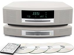 Bose Wave Music System with Multi-CD Changer -- Platinum Whi
