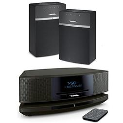 Bose Wave SoundTouch IV - Espresso Black & SoundTouch 10 x 2