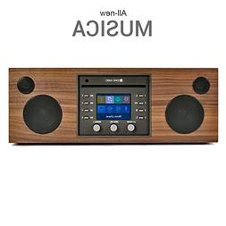 Como Audio: Musica - Wireless Music System with CD Player, I