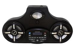 """Stereo System for Yamaha Viking with 6.5"""" Speakers and Marin"""