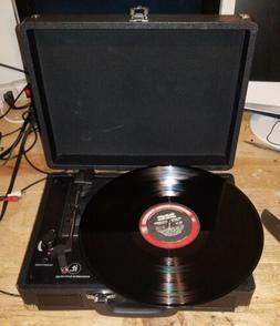 Innovative Technology ITVS-550BT 3-Speed Vintage Bluetooth T