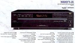 JVC XL F106 CD PLAYER : 5 Disc Carousel System - MADE IN JAP
