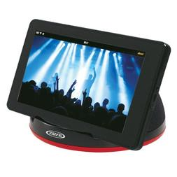 Jensen SMPS-182 Portable Stereo Speaker with Built In Amp an