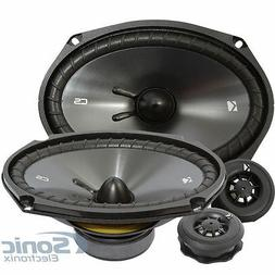 "Kicker - Cs Series 6"" X 9"" 2-way Car Speakers With Polypropy"