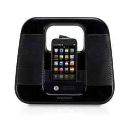 Memorex ML410-BLK Portable Line In Speakers