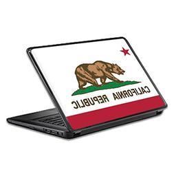 "MightySkins Skin for Universal 17"" Screen - California Flag"