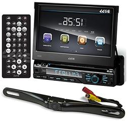 "Package: Boss BV9967B In-Dash 7"" Touchscreen TFT-LCD Car Fli"