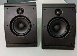 Polk Audio OWM3 Wall and Bookshelf Speakers | The Most High-