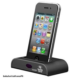 Pyle Home PIDOCK1 Universal iPod/iPhone Docking Station for