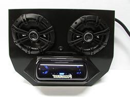 SD 2BBT2B -Polaris RZR Stereo System Bluetooth UTV Side by S
