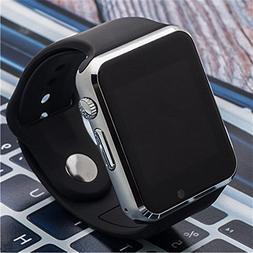 Smart Watch, DICEKOO Fashionable W8 Bluetooth Smart Phone TF