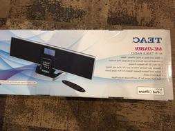 TEAC Micro Stereo System HiFi Player Radio AUX Model MC-DX80