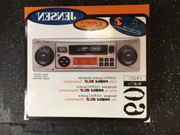 A Vintage JENSEN Car Stereo with Cassette Plus AM/FM Radio N