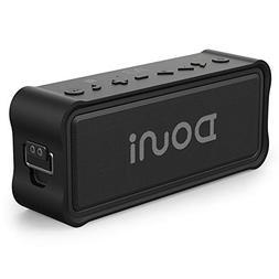 Douni A3 Plus Portable Bluetooth Speakers Wireless IPX7 Wate