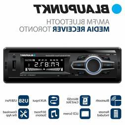 AM/FM Bluetooth Receiver Stereo Car Auto Boat Marine System