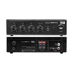 OSD Audio AMP65 50W RMS  Aluminum Face Compact Stereo Amplif