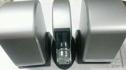 Kenwood digital amplifier and speaker system CORE-A55