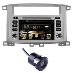 Crusade Android 5.1.1 for Toyota Land Cruiser 100 1998-2007