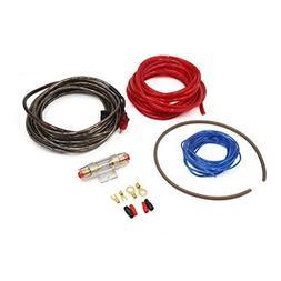 DealMux 800W Audio Subwoofer 8 Gauge Amplifier Wiring Kit RC