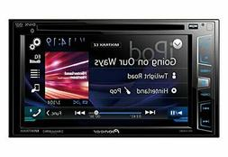 """AVH-X2800BS In-Dash DVD Receiver with 6.2"""" Display, Bluetoot"""