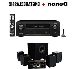 Denon AVR-X1400H 7.2 Channel Full 4K Ultra HD AV Receiver wi