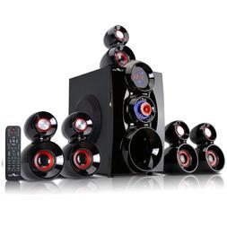 befree bluetooth 5 1 channel surround sound