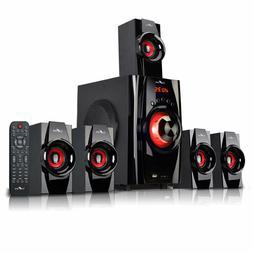beFree Sound BFS-410 5.1 Channel Surround Sound Bluetooth Sp