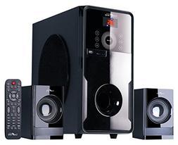 beFree Sound BFS-50 2.1 Channel Surround Sound Bluetooth Spe