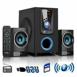 beFree Sound BFS65 2.1 CHANNEL Surround Sound BLUETOOTH Spea
