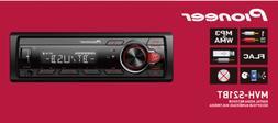 Pioneer Bluetooth Car Stereo Receiver AM/FM Auto Music Audio