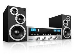 bluetooth cd fm radio stereo system